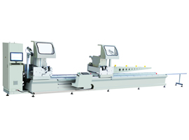 CNC Variable Angle Double-head Precision Cutting Saw