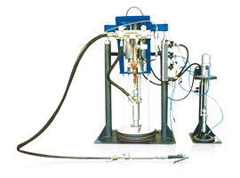 Two-component Silicone Extruder Machine